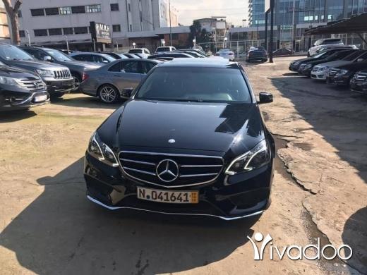 Mercedes-Benz in Beirut City - 2014 Mercedes E350