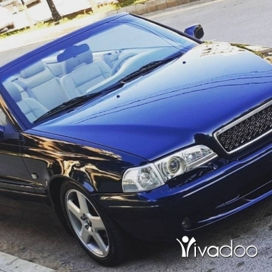 Volvo in Beirut City - Volvo c70 Cabrio like new