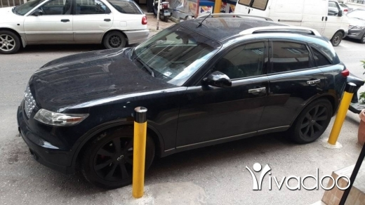 Infiniti in Beirut City - Infinity fx 45 model 2004 technology trade 3a bmw serie 3