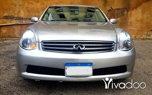 Infiniti in Beirut City - Car for sale