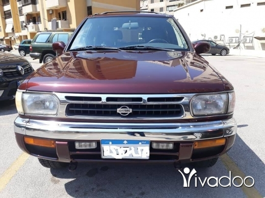 Nissan in Beirut City - nissan pathfinder 97 limited edition