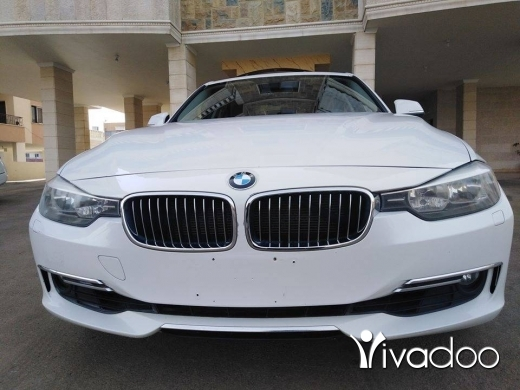 BMW in Beirut City - BMW F30 2012