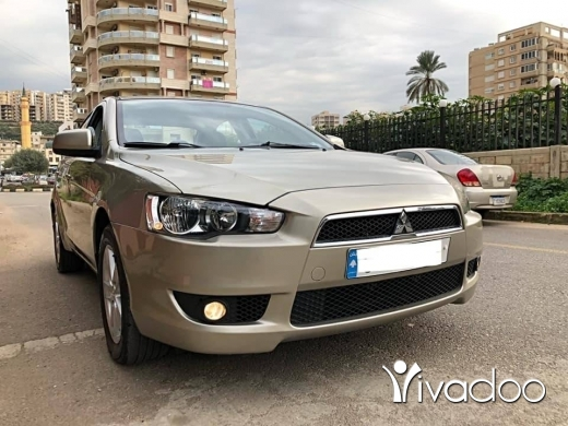 Mitsubishi in Beirut City - ‎ميتسوبيشي لانسر موديل ٢٠٠٩ اتوماتيك‎