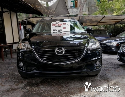 Mazda in Beirut City - CX9 BLACK 2014 grand Turing AWD