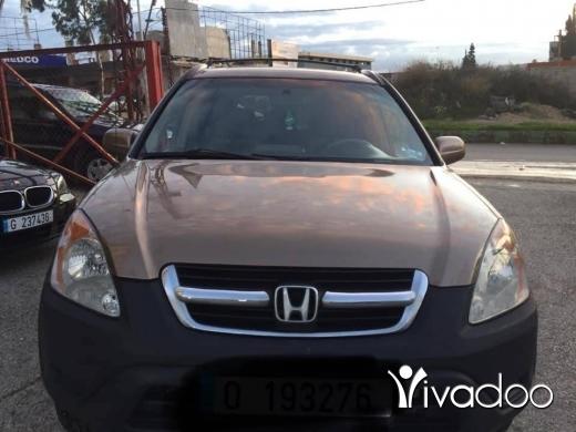 Honda in Tripoli - Honda CRV EX mod 2003