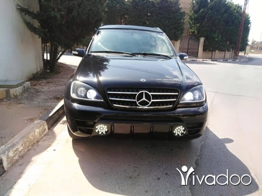 Mercedes-Benz in Tripoli - ML320 lorinser Edition