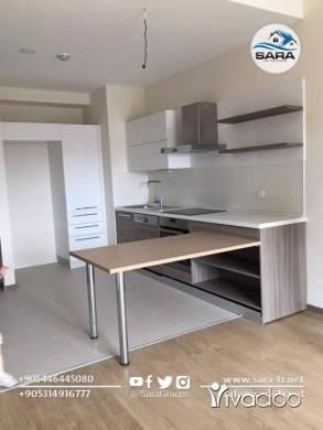 Apartments in Other - شقة غرفتين وصالة للبيع في اسطنبول