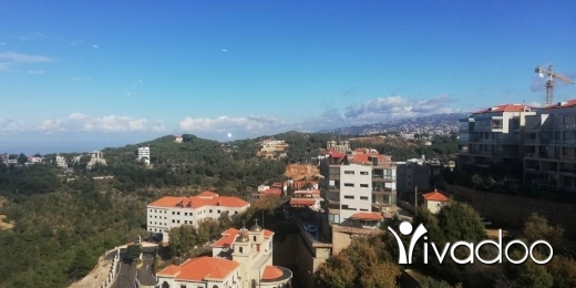 Apartments in Atchaneh - L06170-Fully Furnished Apartment for Sale in Beit Misk With A Splendid View
