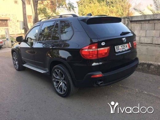 BMW in Port of Beirut - X5 bmw