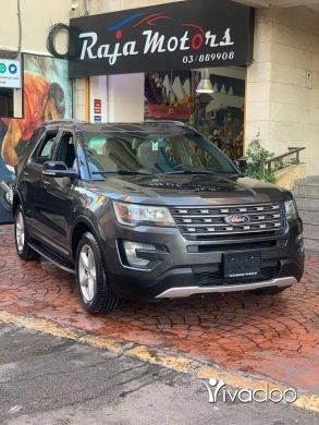 Ford in Beirut City - Ford Explorer 2016 XLT 4WD