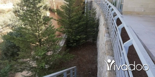 Apartments in Atchaneh - L05758 -  Apartment with Garden  open View for Sale in Beit Misk