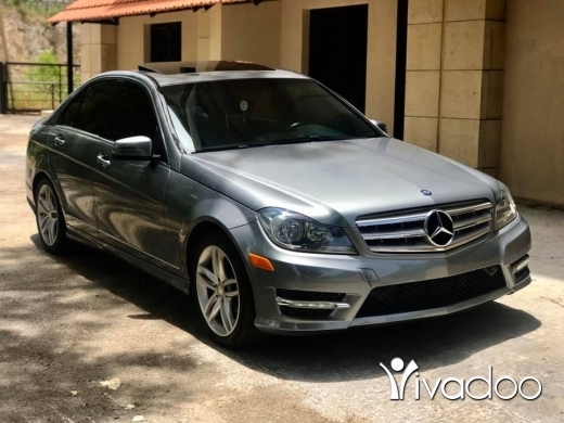 Mercedes-Benz in Beirut City - Mercedes C250 in excellent condition