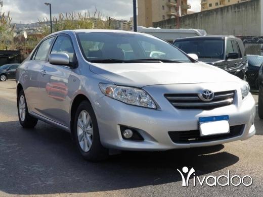 Toyota in Beirut City - 39000km Toyota Corolla model 2009 / Like New / Final Price