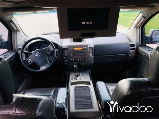 Nissan in Tripoli - #NISSAN ARMADA 5.6 #V8 (٧مقاعد)