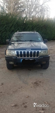 Jeep in Bekka - Grand cherokee 4×4