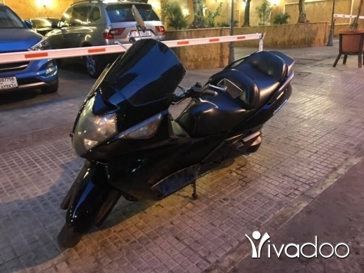 Motorbikes & Scooters in Beirut City - Silverwing 400cc