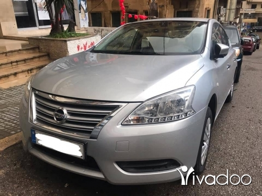 Nissan in Beirut City - 2016 Nissan Sentra full options