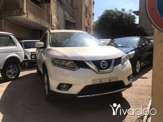 Nissan in Beirut City - 2016 nissan X-Trail 2.5 4x4