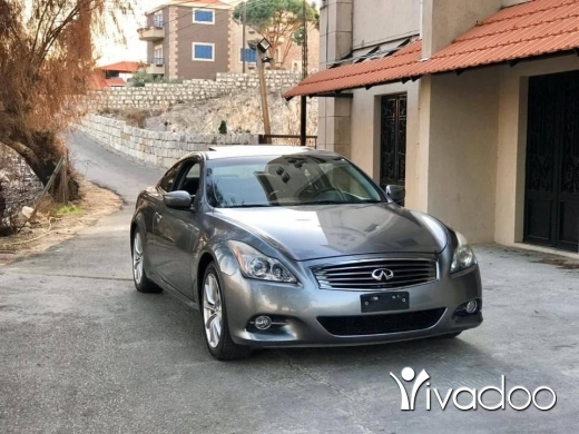 Infiniti in Beirut City - G37 in excellent condition