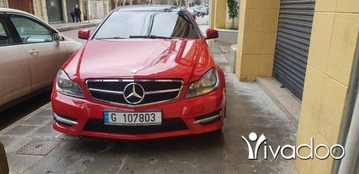 Mercedes-Benz in Beirut City - C 250 2012 full option