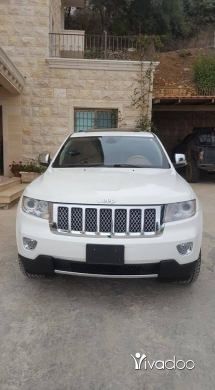 Jeep in Aley - Grand cherokee 2012