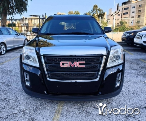 CMC in Beirut City - gmc terrain 2010