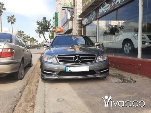Mercedes-Benz in Beirut City - C350 2008