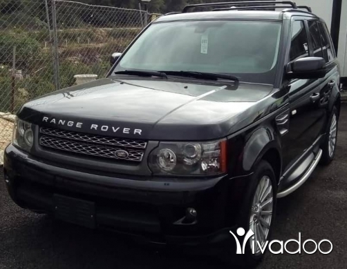 Rover in Sour - Range rover HSE mod 2011