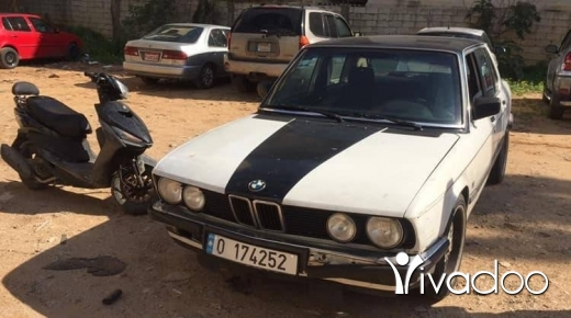 BMW in Beirut City - Bmw 528 i 1982