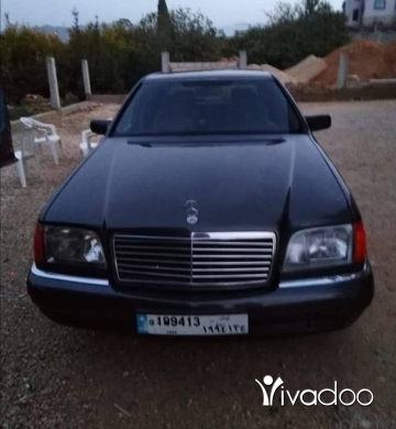 Mercedes-Benz in Akkar el-Atika - Car for sale