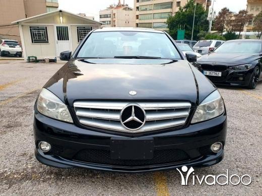 Mercedes-Benz in Beirut City -