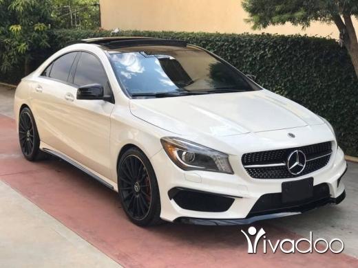 Mercedes-Benz in Minieh - ⚫️ Mercedes CLA 250 45AMG orginal kit