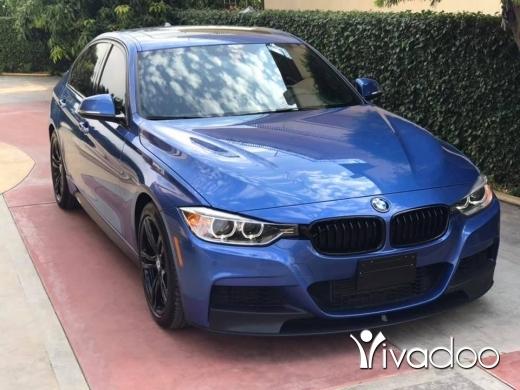 BMW in Minieh - ⚫️ BMW f30 328i M/ performance 2015