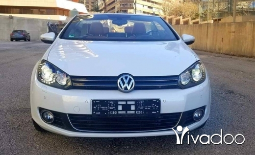Volkswagen in Beirut City - Amazing V.W Golf Only 50000KM