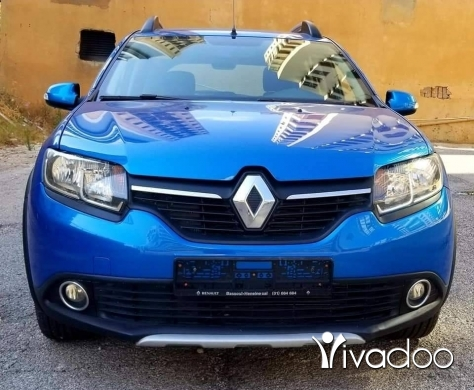 Renault in Beirut City - Renault Sandero Stepway 2017 Full