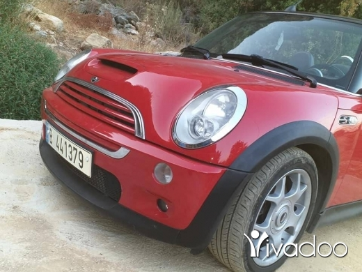 Mini in Beirut City - Minicooper s 2006 full option