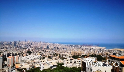 Apartments in Fanar - A 360 m2 duplex apartment for sale in Fanar with a panoramic view