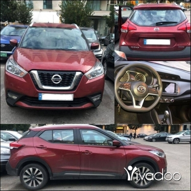 Nissan in Beirut City - 2019 Nissan Kicks / Like New