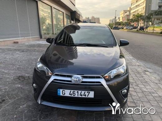 Toyota in Sarba - Toyota Yaris 2015