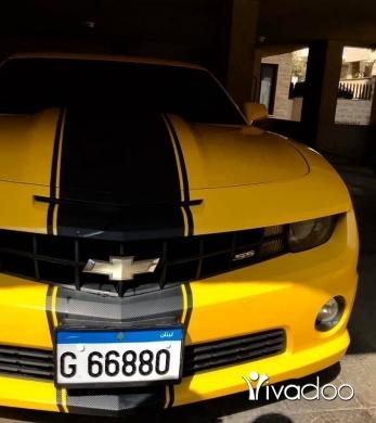 Chevrolet in Beirut City - Camaro SS 2010