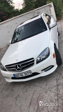 Mercedes-Benz in Nabatyeh - Mercedes b3nz C300 mod 2011