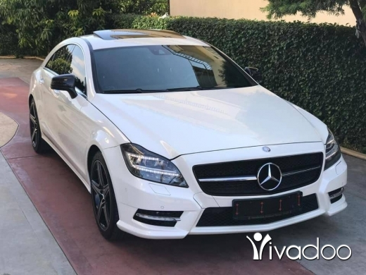 Mercedes-Benz in Minieh - Full Options CLS 550 2012 Amg