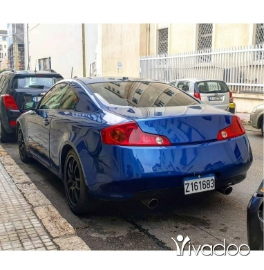 Infiniti in Beirut City - Infiniti g35 2005 super clean