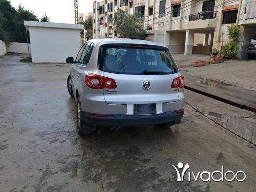 Volkswagen in Beirut City - Volkswagen Tiguan