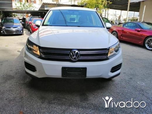 Volkswagen in Tripoli - 2012 V. W. TIGUAN 2.0 TSI 60k
