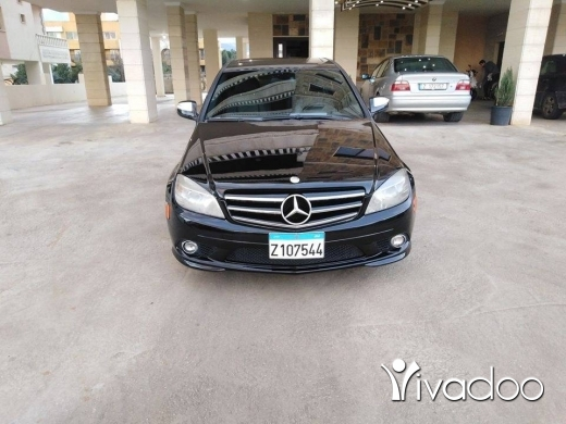 Mercedes-Benz in Beirut City - MERCEDES BENZ C300 KIT AMG