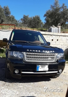 Rover in Zgharta - Range rover vogue hse look 2012