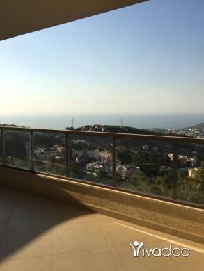 Apartments in Ain Alak - A 200 m2 apartment for rent in Ain Alak