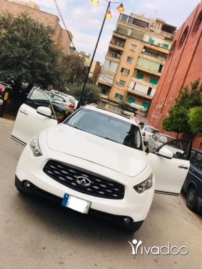 Infiniti in Beirut City - Infiniti FX35
