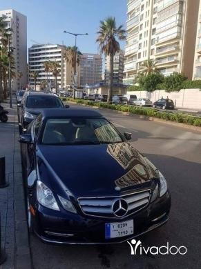 Mercedes-Benz in Beirut City - Mercedes Benz E350